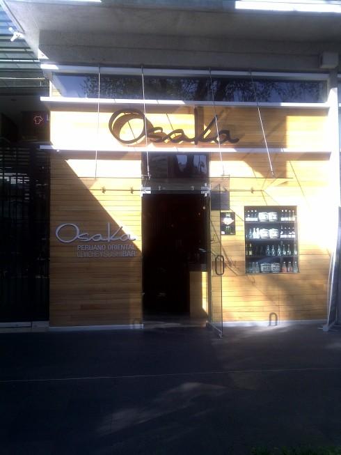 The Entrance of Osaka