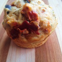 Savoury Mediterranean Muffins!